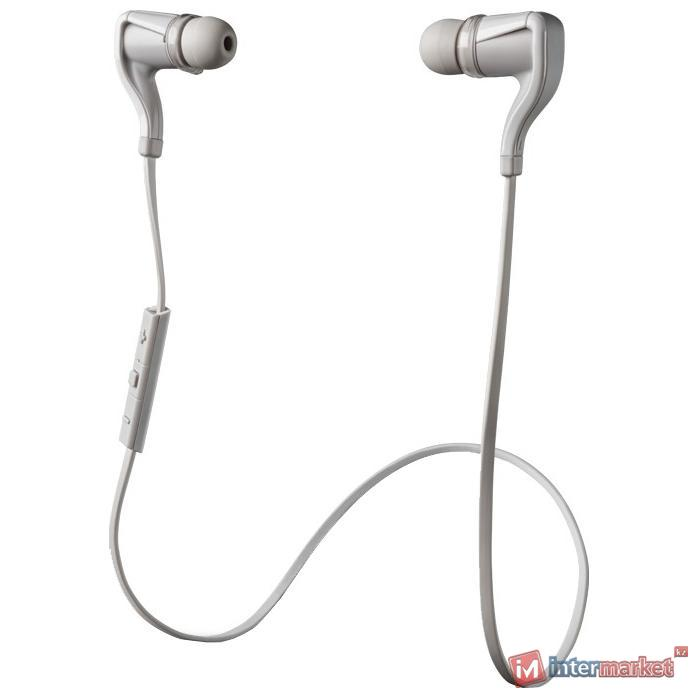 Bluetooth-гарнитура Plantronics BackBeat GO 2, White