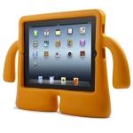 Чехол для планшета, Speck, iPad4/iPad3/iPad2, iGuy SPK-A1227, Для детей, Оранжевый