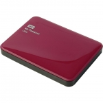 Жесткий диск 1 TB WD My Passport ultra, WDBDDE0010BBY-EEUE, USB 3.0, ext, power via USB, berry