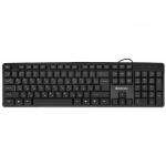 Клавиатура проводная Defender Next HB-440 RU черный