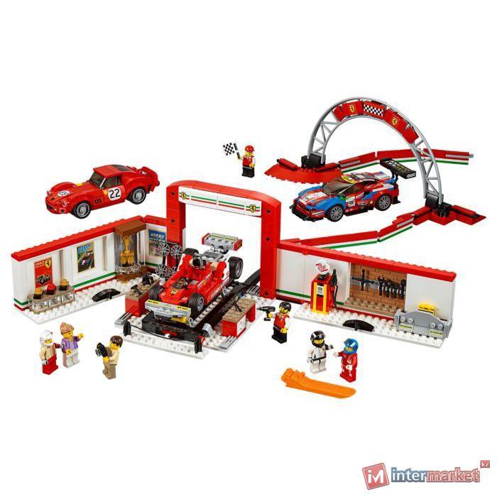 LEGO: Гараж Ferrari Speed Champions 75889