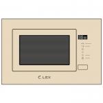 Микроволновая печь встраиваемая Lex BIMO 20.01 Ivory