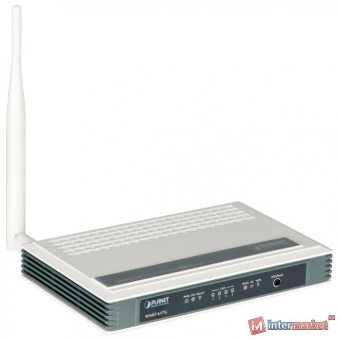 Wi-Fi роутер Planet WNRT-617G
