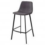 MC UDC7042 (Hamilton) стул микрофибра темно-серый