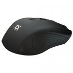 Мышь беспроводная Defender Accura MM-935, черный