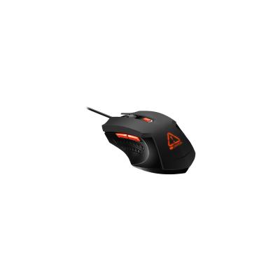 Мышь Canyon Star Raider GM-1, Gaming, Optical, 3200dpi, Black, USB