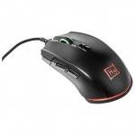 Мышь HARPER Gaming WGM-01 Black USB