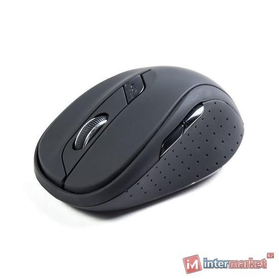 Мышка X-Game, XM-600OBB, 800/1200/1600 DPI, Bluetooth 3.0, Оптический, 15 метров, Чёрный