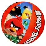 Надувной пляжный мяч Angry Birds 51см, BESTWAY, 96101, Винил, Красно-синий, Цветная коробка