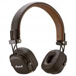 Наушники накладные Marshall Major III Bluetooth, коричневый 04092187