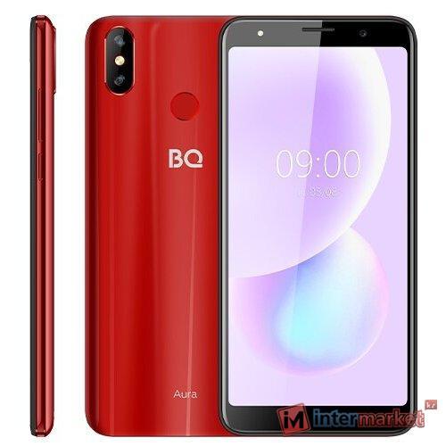Смартфон BQ 6022G Aura Red /