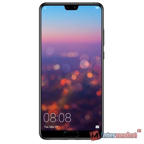 Смартфон Huawei P20, Black