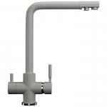 Смеситель EcoStone 08 310 серый