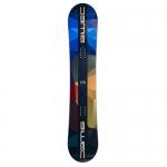Сноуборд Stretch, оранж с синим, ростовка 160