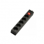 Сетевой фильтр SVEN Power Strip Special Base Black