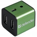 USB-концентратор Defender Quadro Iron